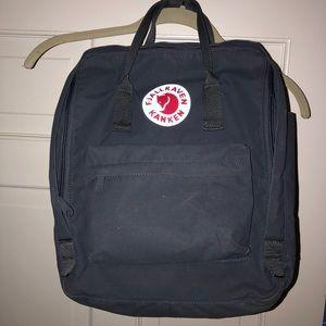 Fjallraven Kanken Backpack - Like New!